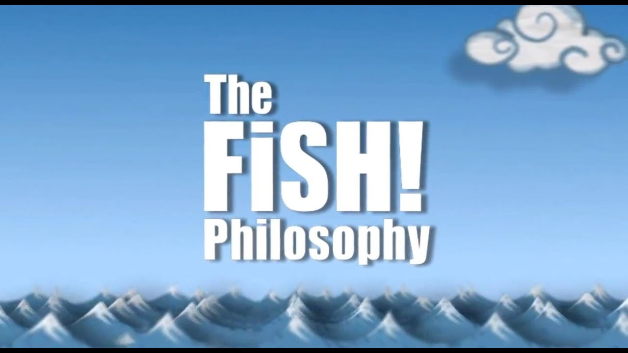 Silkworm fish philosophy youtube for The fish philosophy