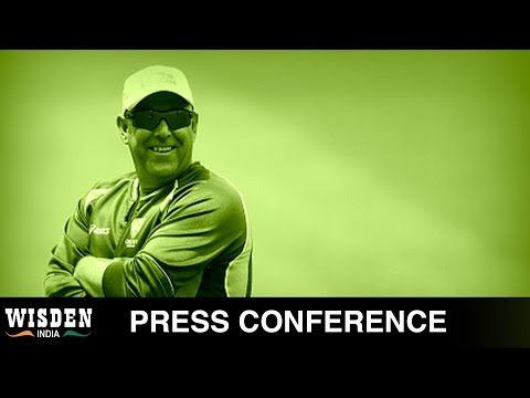 Why're we worried about leaders so much? | Darren Lehmann Press Conference | Wisden India