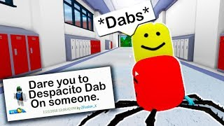 DARES ON ROBLOX!!! #3