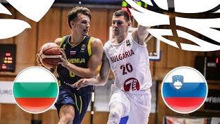 Болгария до 20 : Словения до 20