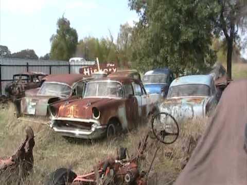 Old Chevy Graveyard