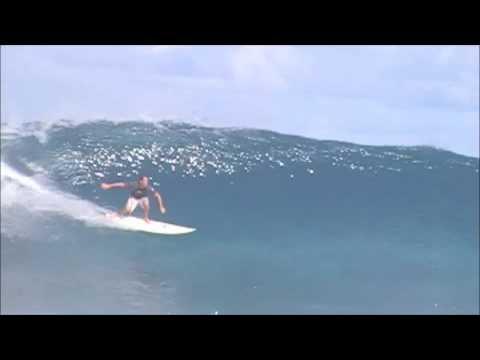 Surfing in Tabuaeran, Kiribati 2009.m4v