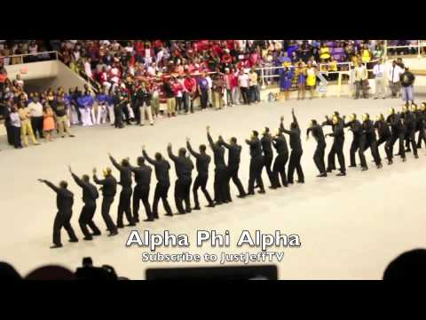 PVAMU Probate Spring 2013 Alpha Phi Alpha Vs. Kappa Alpha Psi