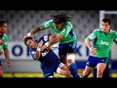 Best Rugby STEPS, HITS, TRIES, FENDS Of 2013