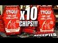 Paqui TEN Chip Challenge #onechipchallenge *WORLD'S HOTTEST CHIP* │ Challenge Accepted MP3