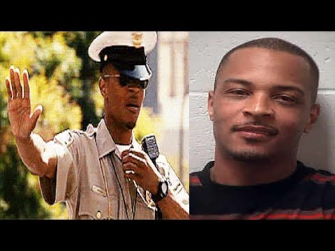 911 Call released in T.I. ARREST