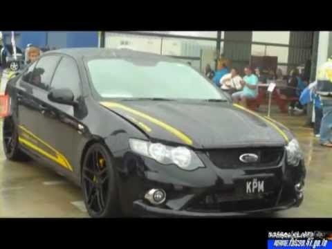 FPV BoSS SUPERCHARGED 500kw V8 KPM COYOTE STREETFIGHTER Standing 400m