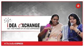 Aparajita Sarangi & Jothimani on what inspired them to join politics