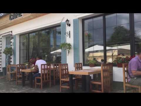 Евпатория 2016. Обзор цен Cafe Bar Mario 11.07.2016 Yevpatoria