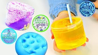 100% Honest Famous Slime Shops Review! Slime Package Review!