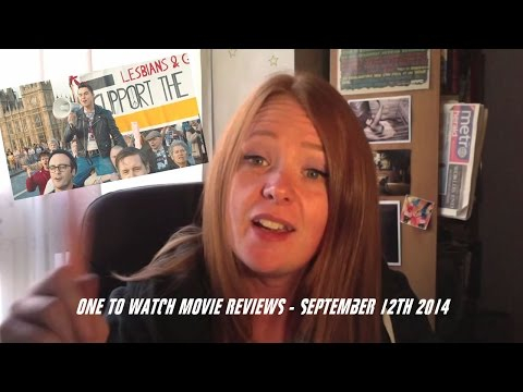 One to Watch Movie Reviews - September 12th 2014