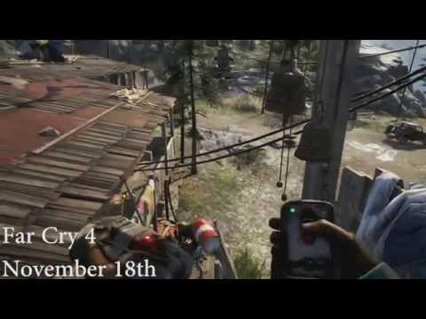 PS4 Fall Games Preview 2014