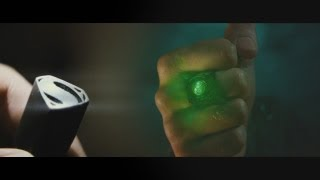 Green Lantern Trailer - Man of Steel Style