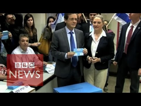 Israel election: No clear winner, exit polls suggest - BBC News