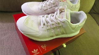 huge discount 115ff d690e ... Unboxing Video at Exclucity Adidas CNY Chinese New Year EQT Support  Ultra 9616 Boost Review - DOPEST BOX