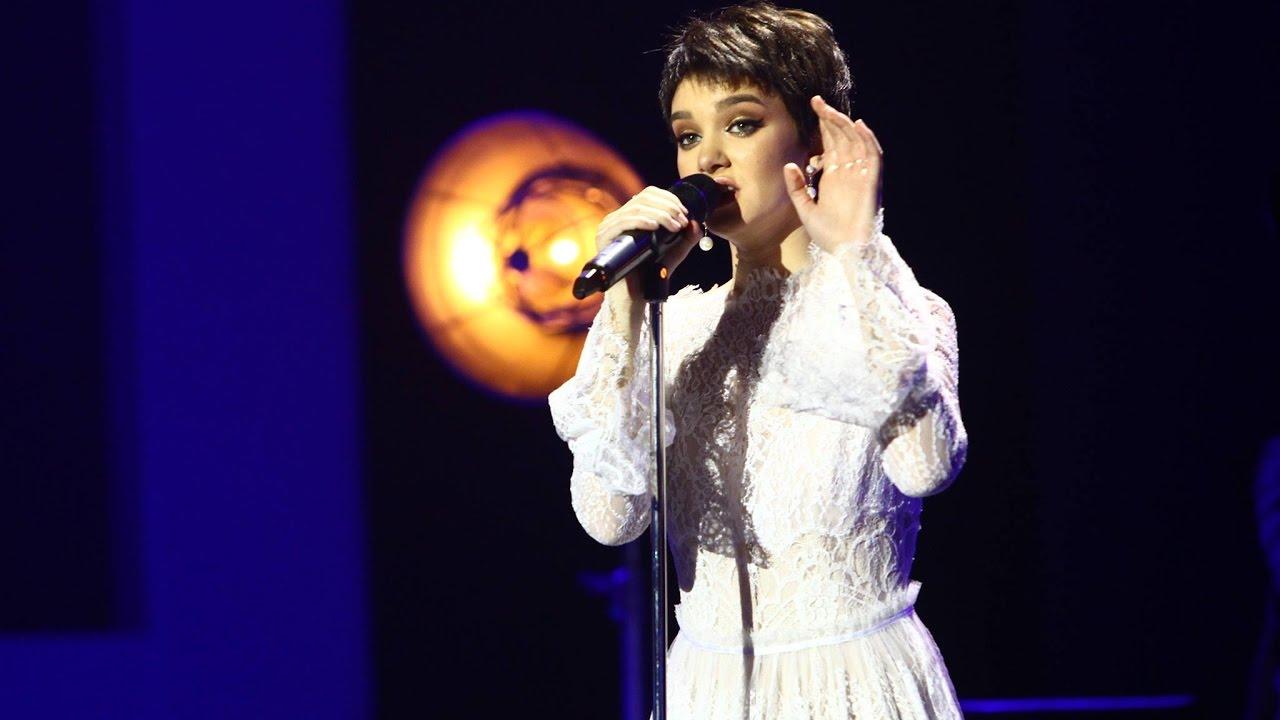 """Duel final. Michael Bublé - """"Feeling good"""". Vezi interpretarea Olgăi Verbițchi în finala X Factor!"""