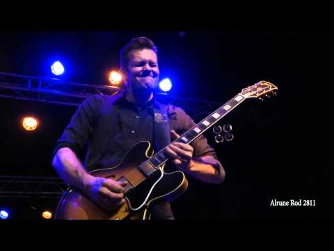 Mike Andersen & Band - Information Blues 2012