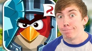 ANGRY BIRDS EPIC - Part 3 (iPhone Gameplay Video)