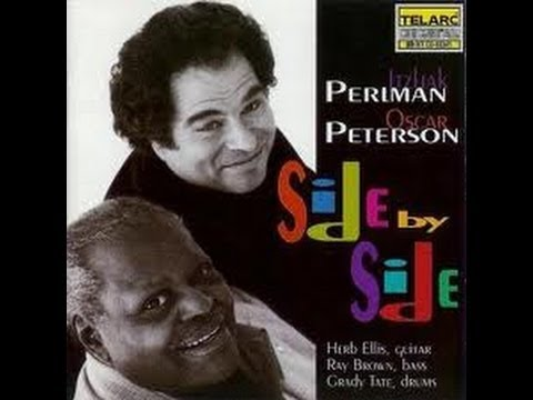 Oscar Peterson plays Side by Side