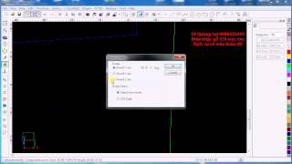 JDPAINT - Editor Eng to JDPaint, Draw on surface, Deform, Trim - Chuyển file cong về thẳng