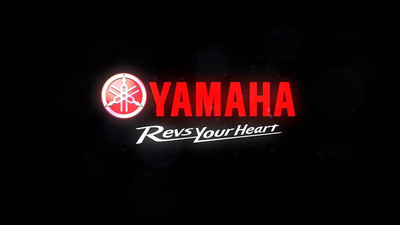 Yamaha Logo Red logo yamaha