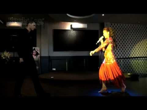 Lupakan Ivan, Venna Melinda Asyik Goyang Salsa video