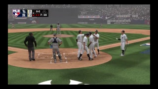 Mlb the show 18 Yankees Franchise Game 6