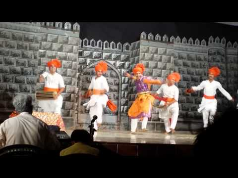 Jantaraja Sinhagad Powada video
