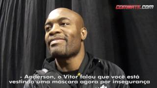 Especial - Anderson Silva x Vitor Belfort (5 Anos da Luta do Século)