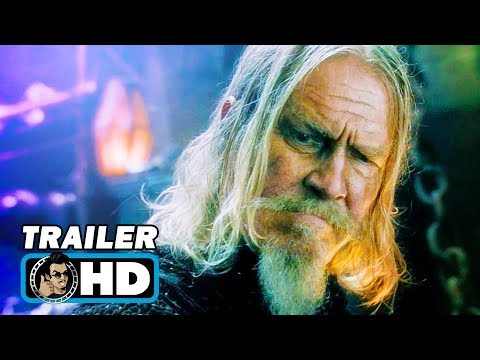 Seventh Son - Official Trailer (HD) Jeff Bridges. Ben Barnes