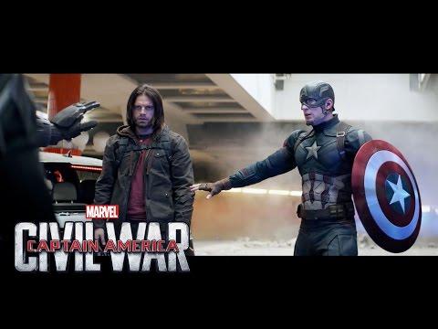 Tunnel Chase Featurette - Marvel's Captain America: Civil War