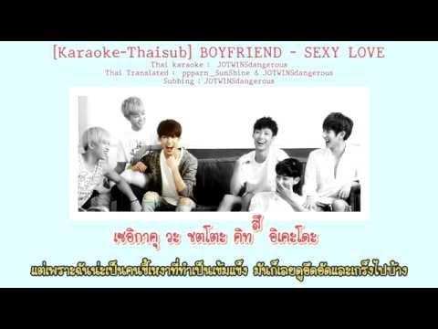[Karaoke-Thaisub] BOYFRIEND - SEXY LOVE (SEVENTH COLOR)