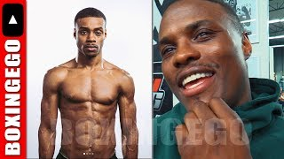 PETER QUILLIN WATCHED ERROL SPENCE SPAR ADRIEN BRONER SAYS HE KNEW HE HAD THE MAKINGS OF A CHAMPION!