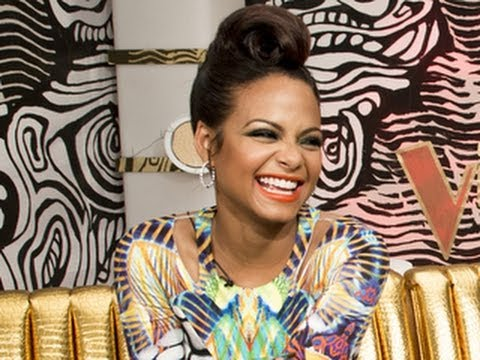 CNET's Hooked Up - The iPad-obsessed Christina Milian and her love of tech