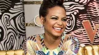 CNETs Hooked Up - The iPad-obsessed Christina Milian and her love of tech