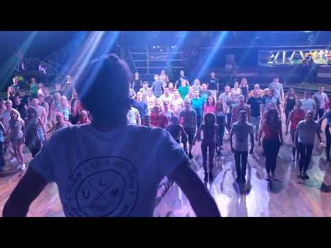 UZC18: Workshop with Anastasia & Reda ~ Zouk Soul