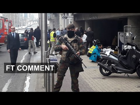 Terror in Brussels exposes EU security gaps   FT Comment