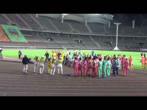 20130903 Crayon Pop @ Idol Sports Athletics Championships