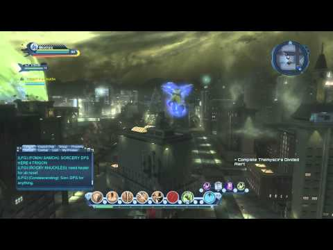 DCUO: All Batman Spawns In Gotham Undersiege (Not in my City...
