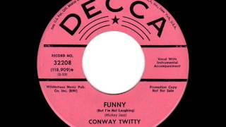 Watch Conway Twitty Funny video
