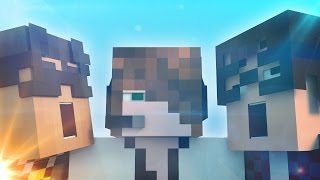 Minecraft Animated Short : DEADLOX GETS OWNED!