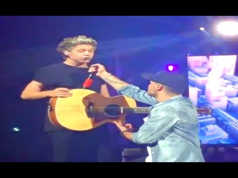 One Direction in Dubai EAU Highlights OTRA Tour 04 April 2015