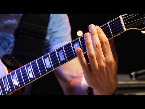Lessons - Metal - Heavy Metal Riffs 30