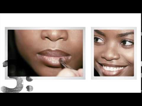 Instant Artistry: Sculpted Lips