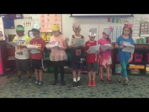 Yellow group readers theatre