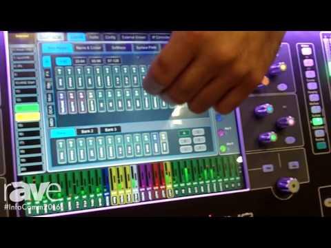 InfoComm 2016: Allen & Heath Features DLive S-7000 Digital Mixing System