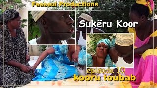 Sketch | Sukeru Koor avec Bay Cheikh - Episode 10