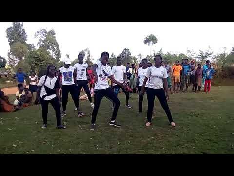 Upendo dance crew dancing shoot satan