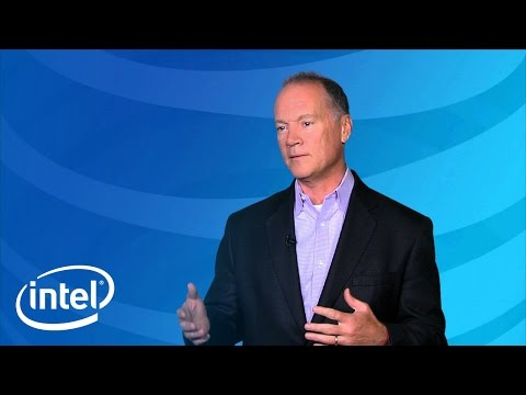 AT&T and Intel:  Transforming the Network with NFV and SDN