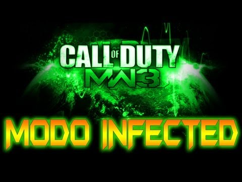 MW3 - Modo Infected (Community Multiplayer)  - Noberto Gamer
